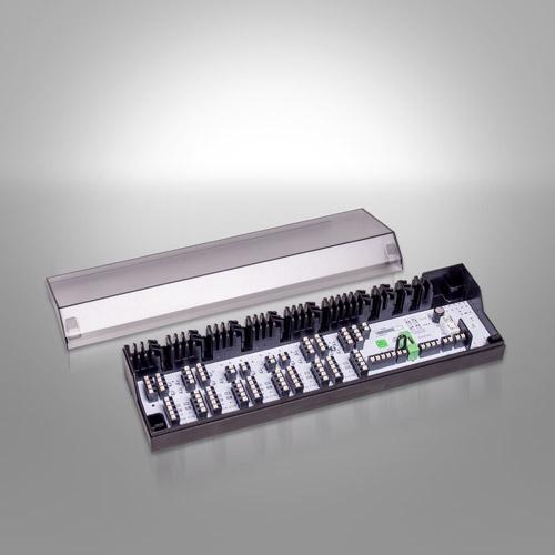 Listwa elektryczna 10-strefowa 230V