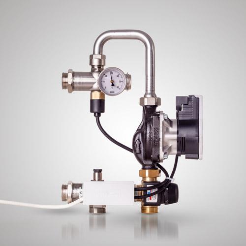 Zespół zmieszania pompowego M16 z pompą elektroniczną